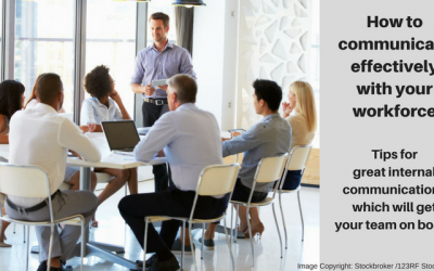 How to communicate effectively with your workforce